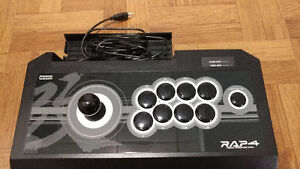 HORI Real Arcade Pro 4 Kai Fight stick for PS4 / PS3 / PC London Ontario image 2