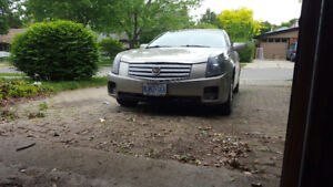 2003 Cadillac CTS. Need gone