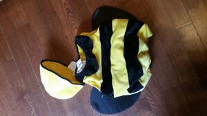 Bumblebee infant halloween costume