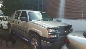 2005 Chevrolet Avalanche Other