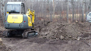 **Skidsteer and Excavation Services** Strathcona County Edmonton Area image 1