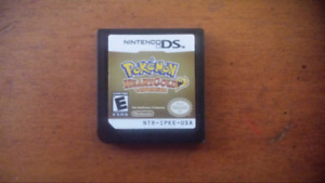 Pokemon heartgold for ds