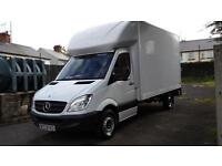 New Stock,Mercedes-Benz Sprinter 313 13.5 Foot Grp luton body With Tail Lift,car