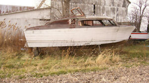 antique wood boats Sarnia Sarnia Area image 3