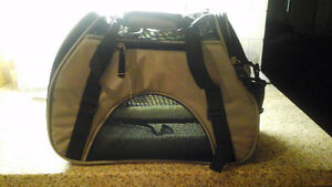 Small Dog Soft Sided  Carrier