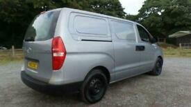 2011 Hyundai Iload 2.5 COMFORT CRDI 114 BHP PANEL VAN Diesel Manual