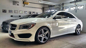 Mercedes-Benz CLA250 4matic AMG Sports Plus Pkg Lease takeover