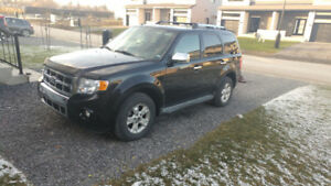 2009 Ford Escape Limited awd VUS