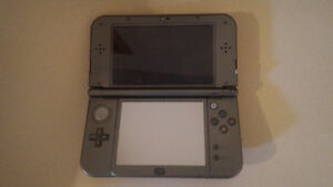 Nintendo New 3DS XL w/ 6 Games 3.6X battery life