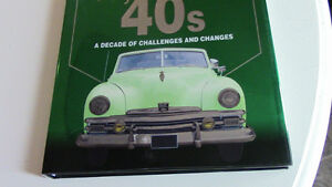Cars Fascinating '40s, A Decade of Challenges and Changes Kitchener / Waterloo Kitchener Area image 2