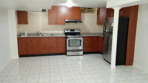 2 Bedroom Basement Apartment  - Available July 1st