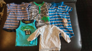 Carter's baby boy clothes 3-6 months London Ontario image 2