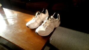 Size 16 Reebok running shoes