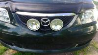 2003 Mazda MPV LS Fourgonnette, 171 kilo original SAAQ A-1A-1