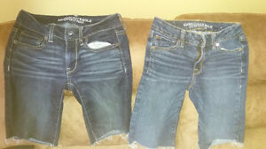 Ladies Shorts- American Eagle, Bluenotes and Old Navy