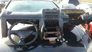 right hand drive acura integra dash and steering wheel