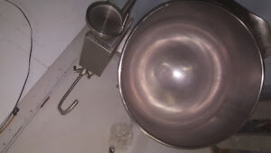 Fully Stainless Steel Steam kettle
