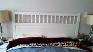 Bed and Mastress in very good condition