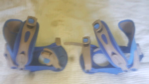 Salomon board bindings