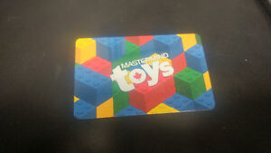 Mastermind Toys $50 Gift Card