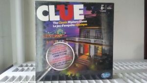 Clue (The Mystery Game