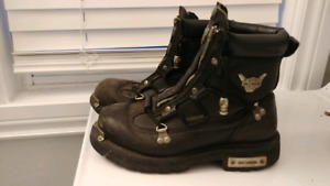 Authentic Harley Davidson Riding Boots