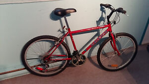 Raleigh Discovery 18 Speed Hybrid