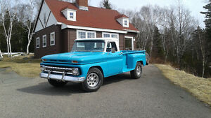 1966 Chevrolet trade for newer or older auto