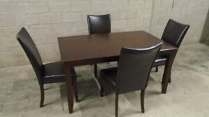 5 PC DINETTE MADE BY ASHLEY FURNITURE