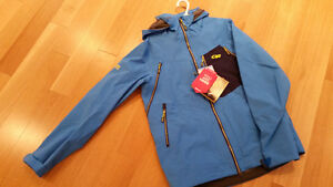 Outdoor Research MEN'S MED WHITE ROOM GoreTex Jacket NEW w/ Tags
