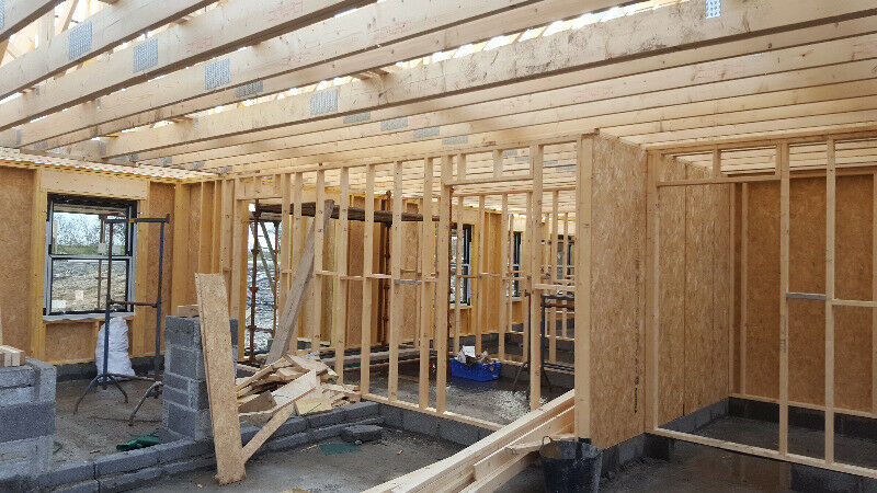 Timber frame construction: Structural & Trusses