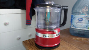 KitchenAid Mini Food Chopper (3.5 cup food processor)