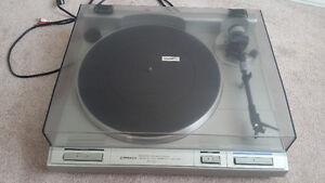 Pioneer PL s40 Turntable
