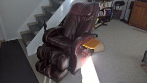 Leather Message chair