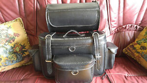 Valise/sac de transport pour moto ou autre