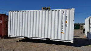 "NEW 20' Storage Container ""Doors on each end"""
