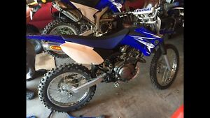 2009 Yamaha TTR 125L big wheel like new