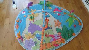 tapis d'éveil jouets pour bébé unisexe