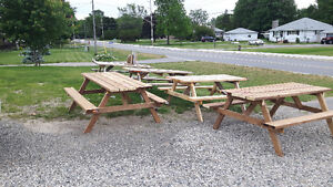 picnic tables London Ontario image 4