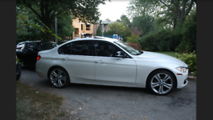 SERIOUS BUYERS ONLY -2015 328xi less than 35000Km under WARRANTY