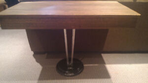 Beaver Nut Vending stand as base with antique top 1 of a kind
