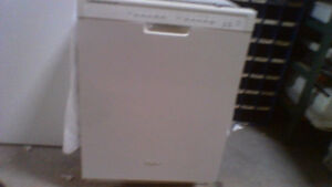 24'' Whirlpool Built-in Dishwasher