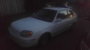 2005 Hyundai Accent Basic Hatchback