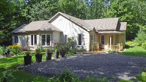 Maison plain pied à vendre sur le Mont Shefford