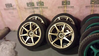 MB Battle 18X9 +30 bronze 5X114.3