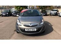 2014 Vauxhall Corsa 1.4 SE Automatic Petrol Hatchback