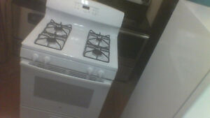 "New 30"" GE Gas Stove"