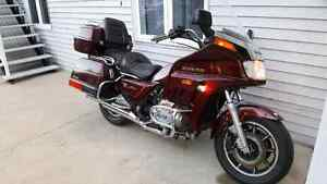 Honda gold wing insterstate 1986