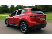 2017 Mazda CX-5 2.2d (175) Sport Nav 5dr AWD Automatic Diesel Estate
