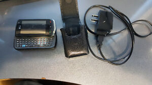 LG Xenon GR500 flip slide out phone. locked to Fido/Rogers